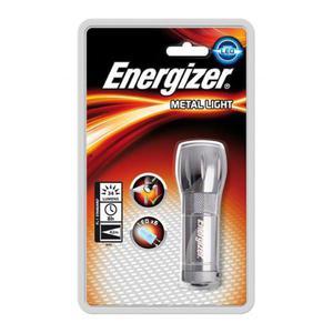 Latarka ENERGIZER Metal Led srebrna - 2883644862
