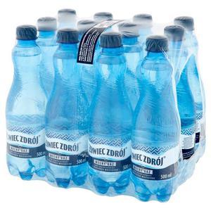 Woda ŻYWIEC op.12 0,5l. - gazowana - 2883644913