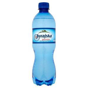 Woda JURAJSKA op.12 0.5L - gazowana - 2883644915