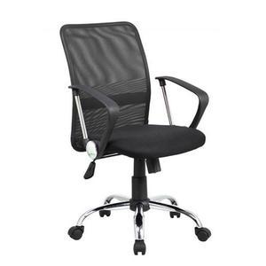 Fotel biurowy OFFICE PRODUCTS Lipsi czarny - 2883646084
