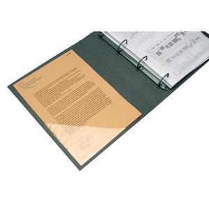 Kieszeń samoprzylepna Q-CONNECT narożna 75x75mm 10szt. transparentna - 2883646162