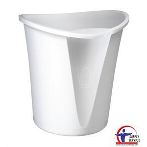 Kosz na śmieci LEITZ Allura - biały - 2884982104