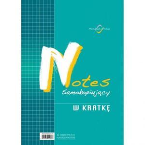 Notes samokopiujący MICHALCZYK A4 # - 2884983666