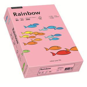 Papier xero A4 kolor RAINBOW past. - różowy 55 - 2825403087