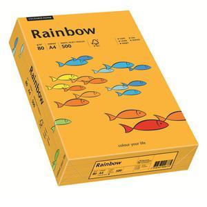 Papier xero A4 kolor RAINBOW past. - j.pomarańcz22 - 2825403089