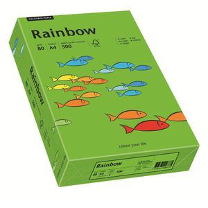 Papier xero A4 kolor RAINBOW intens. - c.zieleń 78 - 2825403093