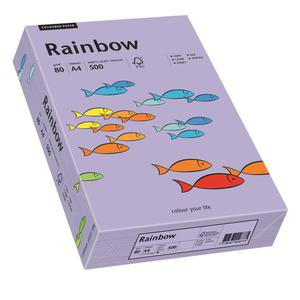 Papier xero A4 kolor RAINBOW past. - fioletowy 60 - 2825403136