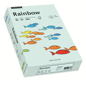 Papier xero A4 kolor RAINBOW past. - j.nieb. 82 - 2825403138
