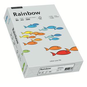 Papier xero A4 kolor RAINBOW past. - szary 96 - 2825403139