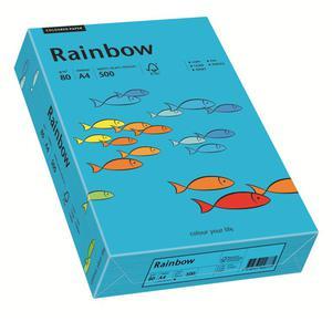 Papier xero A4 kolor RAINBOW intens. - niebieski87 - 2825403143