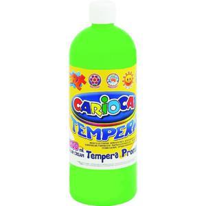 Farba CARIOCA tempera 1L. - j.zielony K003/11 - 2891745257