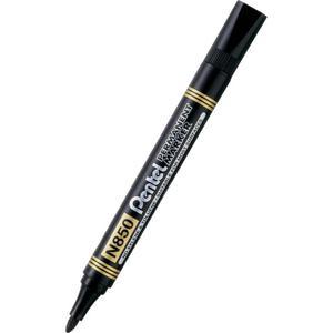 Marker PENTEL N850 - czarny - 2825398402