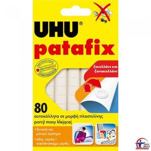 Masa mocująca UHU Patafix 43500 9 - 2825398894