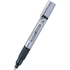 Marker PENTEL MMP20 olejowy - srebrny - 2825398981