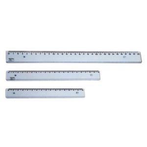 Linijka transparentna PRATEL 50cm - 2825399452