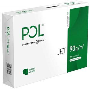 Papier xero A4 Poljet 90g. - 2825399521