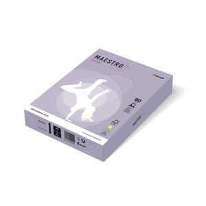 Papier xero A4 kolor Maestro Trend - lawenda LA12 - 2825399600