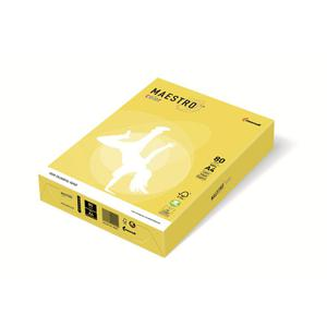 Papier xero A4 kolor Maestro Intens - kanark. CY39 - 2825399602
