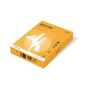 Papier xero A4 kolor Maestro Intens - złotożó SY40 - 2825399604