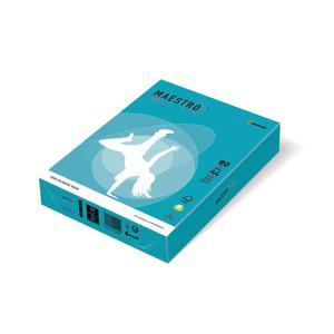 Papier xero A4 kolor Maestro Intens - morski AB48 - 2825399610