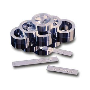 Taśma DYMO aluminiowa samop. 12x3,65 srebrna 35800 - 2825404233
