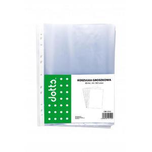 Koszulki DATURA A4 groszkowe 40mic. op.100 - 2825405076