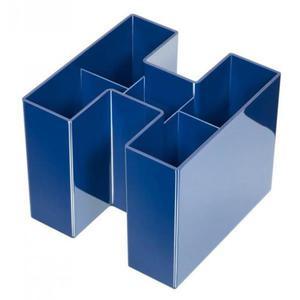 Przybornik na biurko HAN Bravo - niebieski - 2825405491