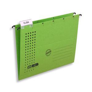 Teczka zaw. ELBA Chic bez boczków - zielona - 2825400114