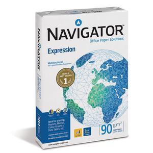Papier xero A4 NAVIGATOR Expression 90g. - 2825406018