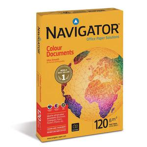 Papier xero A4 NAVIGATOR Colour Documents 120g. - 2825406020