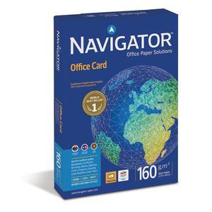 Papier xero A4 NAVIGATOR Office Card 160g. - 2825406021