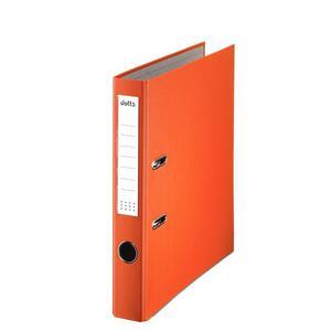 Segregator DATURA A4 50mm - pomarańczowy - 2825406044