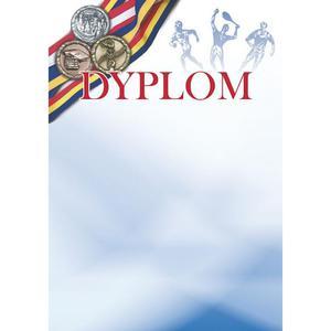 Dyplom A4 - olimpiada 250g. - 2825400249