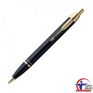 Długopis PARKER IM - czarny GT - 2825400367
