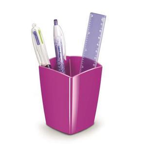 Kubek na długopisy CEP Pro Gloss - różowy - 2825406845
