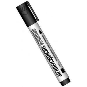 Marker TETIS suchościeralny KM107 - czarny - 2825406872