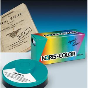 Tusz do stempli NORIS UV 218 czarny do archiwaliów - 2825406876