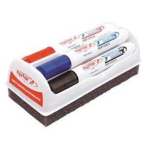 Marker RYSTOR suchościeralny z gąbką kpl.4szt. - 2825400583