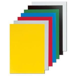 Okładki do bindowania FELLOWES Chromo - czerwone - 2847289964
