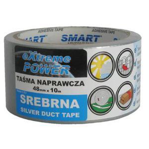 Taśma naprawcza SMART 50x10m - srebrna - 2825401393