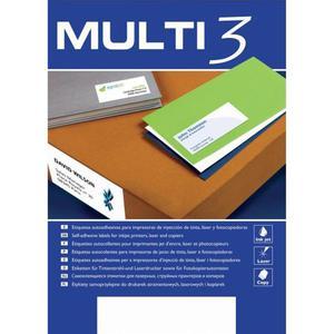 Etykiety MULTI 3 210x297mm op.100 AP4714 - 2847290434