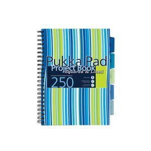 Kołonotatnik PUKKA PAD Jotta Stripe A5 - 2847290854