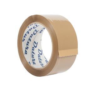 Taśma pakowa DATURA akryl 48x100 - brązowa - 2847291108