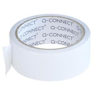 Taśma dwustronna Q-CONNECT 38x10m - biała KF17473 - 2847291133