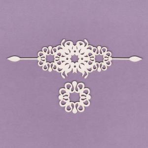 834 Tekturka - Ornamenty - zestaw 2 - G4 - 2827883967