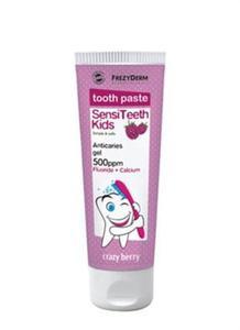 Frezyderm Sensiteeth 500ppm - Pasta do zębów dla dzieci od 3 roku życia - 2883949738