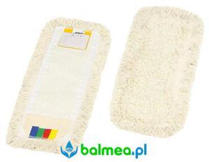 Mop płaski do dezynfekcji z tasiemką Splast MOP-0018 50 cm - 2835660190