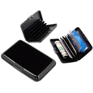 e2c1503b8517d Sklep  progadzet pl portfel aluminiowy etui na karty 497