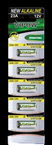 Baterie alkaliczne VIPOW LR23A 5szt/bl. - 2837780286