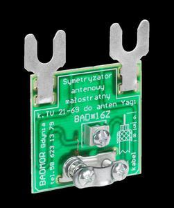 Symetryzator antenowy 21-60 do anten Yagi BAD*16Z BADMOR - 2837782539